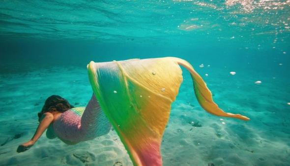 Mermaid Sirenella Lolliphile