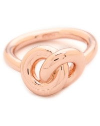 Giles & Bros. Rose Gold Archer Ring