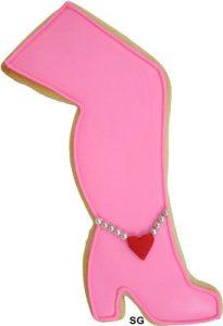 Thigh Hi Cookie Pink