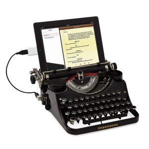 TYPEWRITER USB Uncommon Goods $899.00
