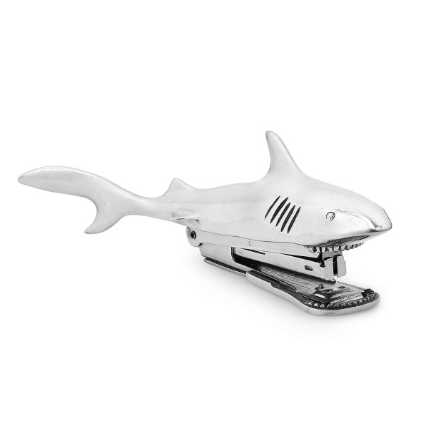 Uncommon Goods Sharkbite Stapler $145.00