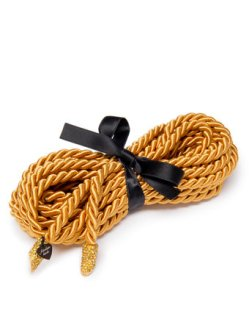 Fräulein Kink Crystak tipped bondage ropes - Copy
