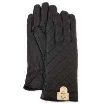 michael-michael-kors-quilted-leather-padlock-gloves-black