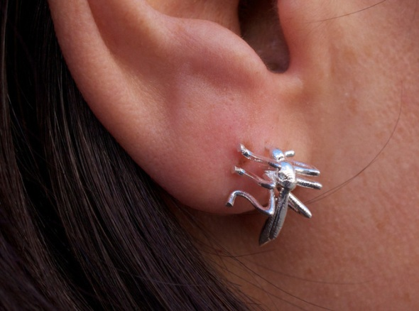 Mosquito Earrings