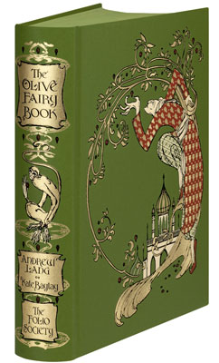 Olive Fairy Book Andrew Lang