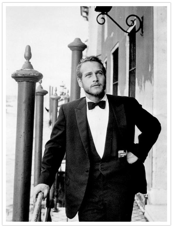Paul Newman Venice Water Taxi
