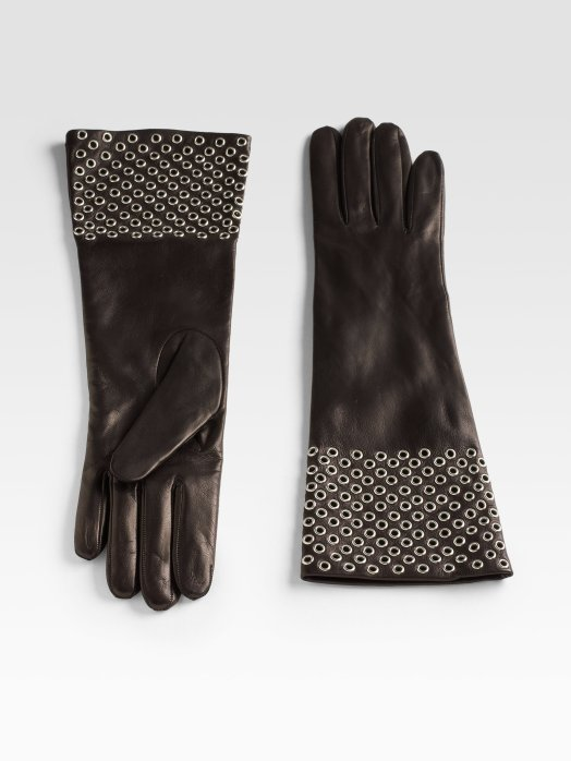 portolano-black-grommet-leather-gloves-