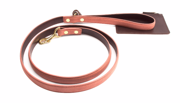 Shinola Orchid Leather Lead