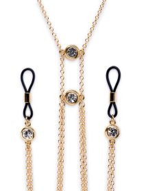 Sylvie Monthule Secret River Necklace and Nipple Clamps