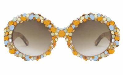A-Morir Bejeweled Sunglasses ss2016
