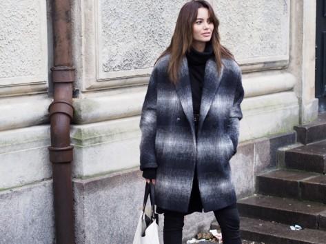 Coccoon Coat by FUNDA