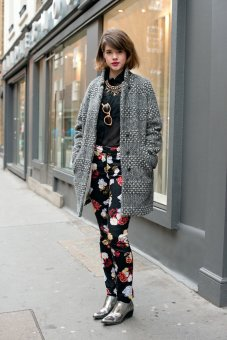 cocoon-coat floral pants too this to a more-playful-place