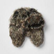 Gap Kids Faux Fur Trapper