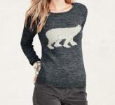 Garnet Hill Portobello Sweater