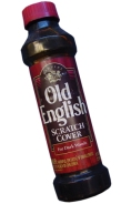 Old English Scratch cover dark