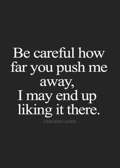 quote be careful how friends