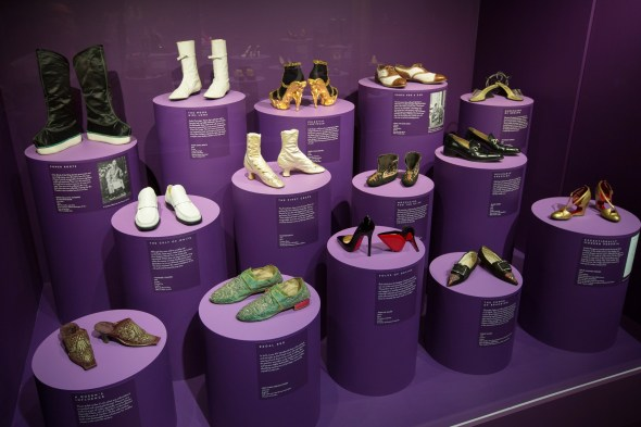 4-InShoes-Pleasure-and-Pain-at-the-VandA-Victoria-and-Albert-Museum stations view Vogue