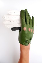 Ines FASHION DRIVING GLOVES
