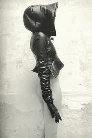 Ines Gloves black bolero