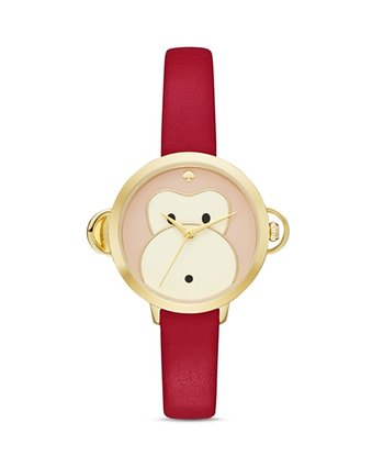 Monkey KATE SPADE Chinese New Year Monkey Metro watch $266.80