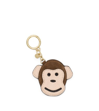 Monkey MICHAEL by Michael Kors key chain $48