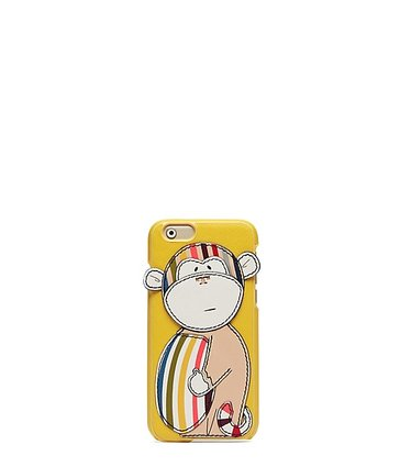 Monkey Tory Burch Monkey Appliqué Case For iPhone 6 $46