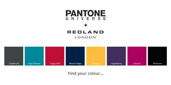 Redland Patone Colors