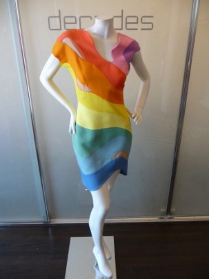 1990 Thierry Mugler Rainbow Decades