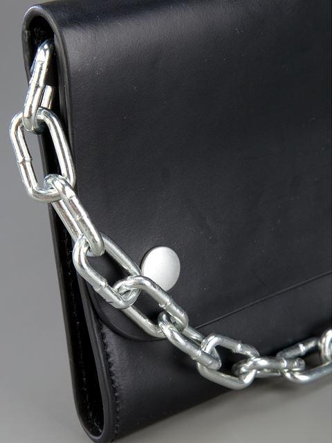 ACNE Shiloh Black Crossbody Bag 2