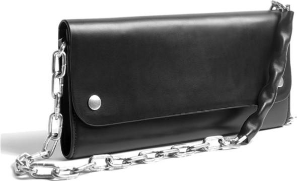 ACNE Shiloh Black Crossbody Bag 3