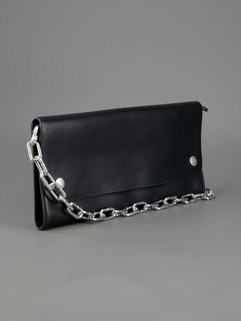 ACNE Shiloh Black Crossbody Bag