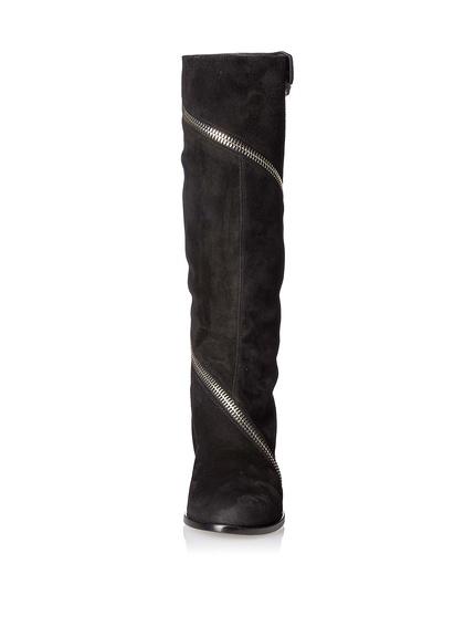 Alexander McQueen Suede Boot2