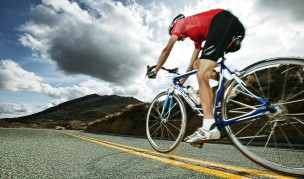 Athlete Cycling