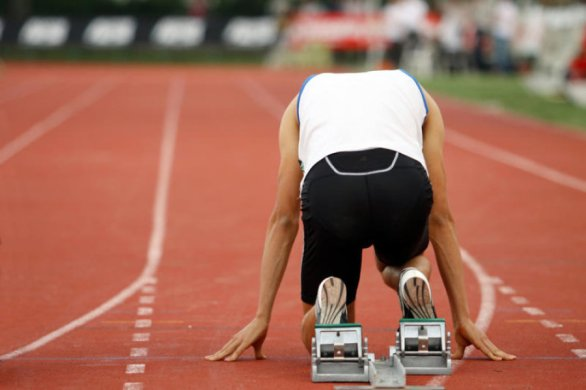 Athlete Track