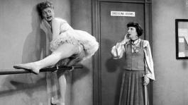 Ballet I love Lucy