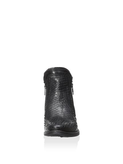 Khrio Slim Double Zip Ankle Boot3
