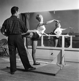 Marilyn Monroe Ballet