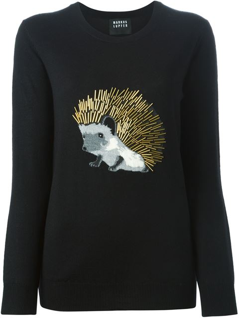 Markus Lupfer Hedgehog Sweater