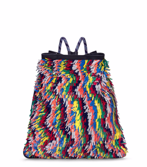 Sequin Backpack $425