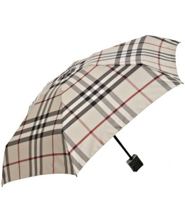 Burberry fold-up umbrella