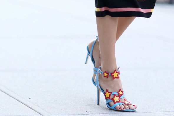 Chiara Ferragni shoes.