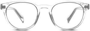 warby parker men-percey-eyeglasses-crystal-front-jpg