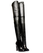 Alaia Thigh High Boots