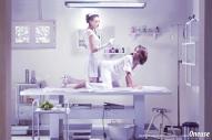 Oneuse disposible syringes Ravinder Siwach India Ad 1