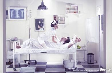 Oneuse disposible syringes Ravinder Siwach India Ad 3