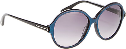 Tom Ford Sunglasses Violet/Blue