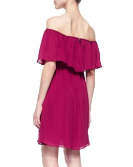 alice-olivia-berry-dress-dora-ruffle back