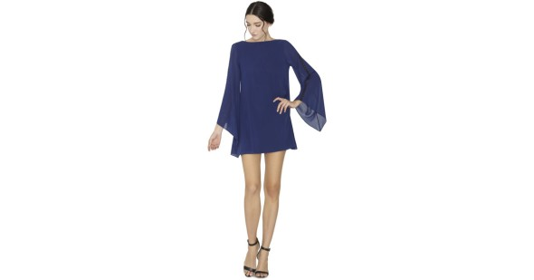 alice-olivia-indigo-eleonora-poet-sleeve-flare-dress-blue