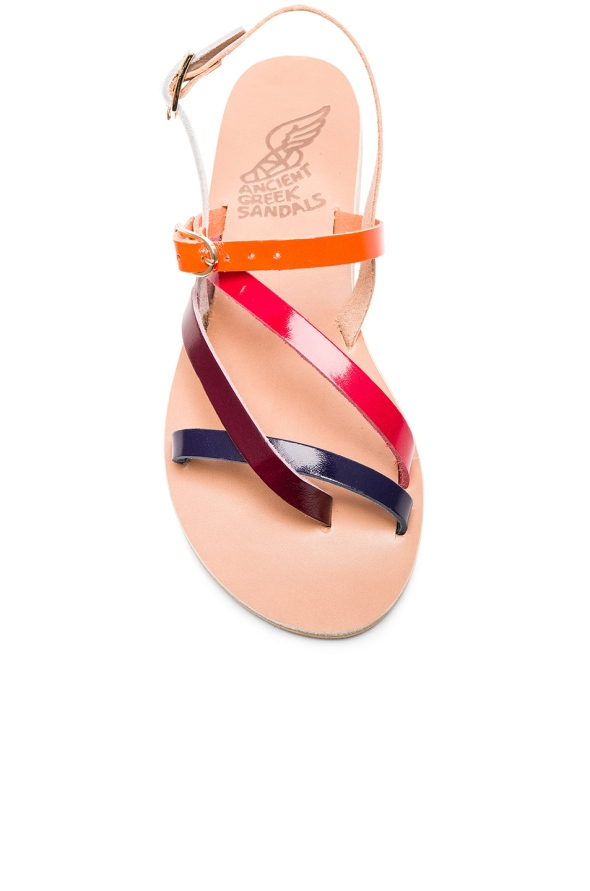 Ancient Greek Sandals Zea Multi 4
