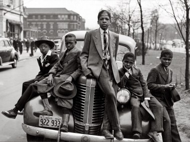 Boys in suits 1941